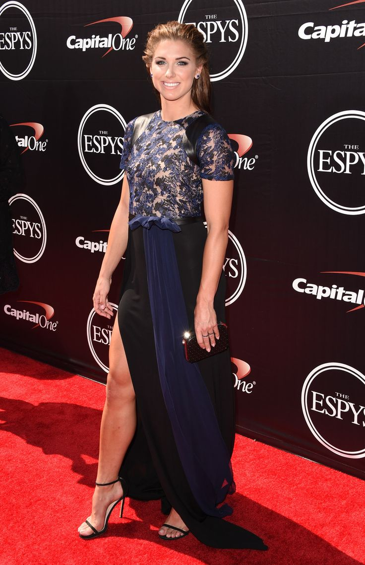 Alex Morgan 2015 ESPYs