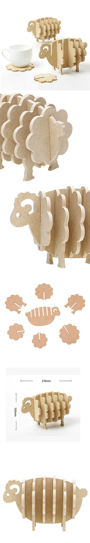 Best mom cushion cover valentineblog net - Amazlife Coasters Mini Place Mat Coffee Cup Mat Home Decor Diy Handmade Coaster Simple Sheep