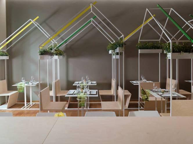 263 best Restaurant   Bar images on Pinterest Tea houses, Cafe - küchen mit bar