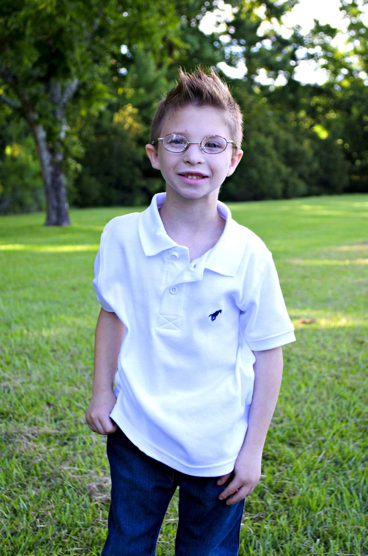 In honor of #RareDiseaseDay, meet Landen, 7. He is one of only three children in the US with primordial dwarfism, but he doesn't let his small stature affect his big personality and dreams. Meet Landen and read more about his story.
