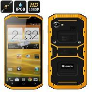 MFOX A8 Military Rugged 6 Inch Android Smartphone - IP68, MIL-STD-810G                                                                                                                                                                                 More