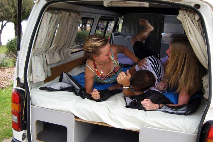 Toyota Hiace Camper Vans photo