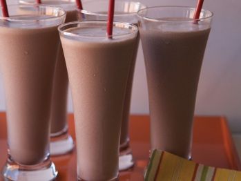 Mexican Chocolate Shake with Chipotle and Almond - The chipotle ...