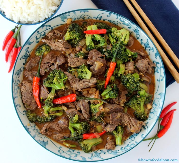 how to make chinese beef dishes