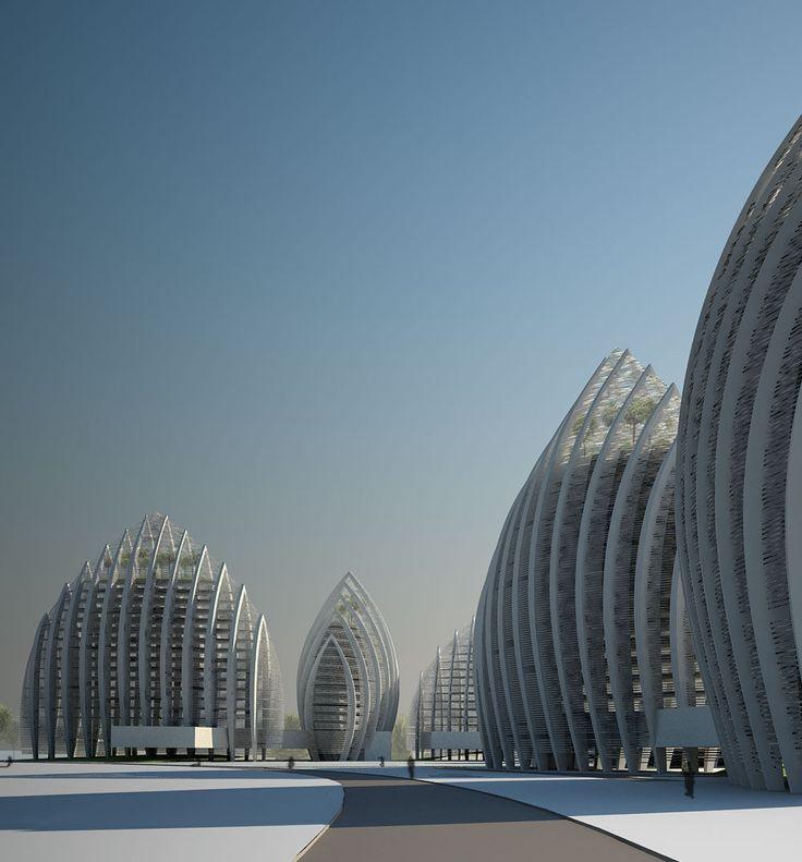 Renzo Piano: Islamic Architecture, Awesome Architecture, Buildings, Malaysia, Nicoletti Associati, Sustainable Towers, Studio Nicoletti, Design