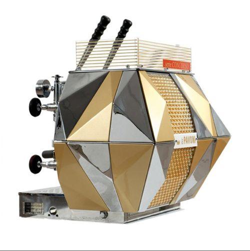 Bruno Munari and Enzo Mari, 'Modello Concorso' (aka 'Diamante') Espresso Machine for LaPavoni,1956.