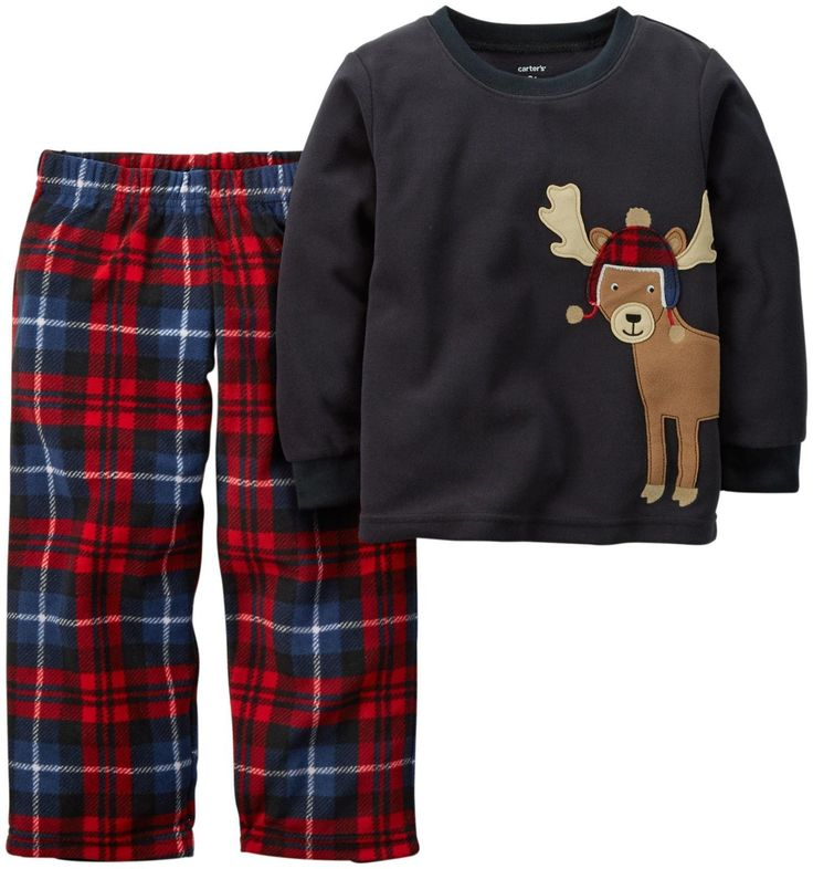 Carter's Little Boys' 2 Piece Pj Set (Toddler/Kid) - Reindeer - 2T. Carter's 2 Piece PJ Set (Toddler/Kid) - Reindeer Carter's is the leading brand of children's clothing, gifts and accessories in America, selling more than 10 products for every child born in the U.S. Their designs are based on a heritage of quality and innovation that has earned them the trust of generations of families.