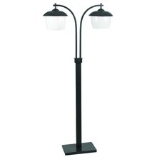 View the Kenroy Home 32141 Transitional 2 Light Outdoor Floor Lamp with On / Off Pole Switch from the Lika Collection at LightingDirect.com.