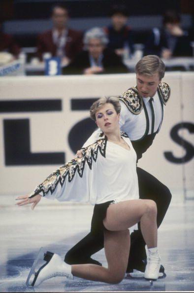 Torvill & Dean, 1984 Winter Olympics in Sarajevo