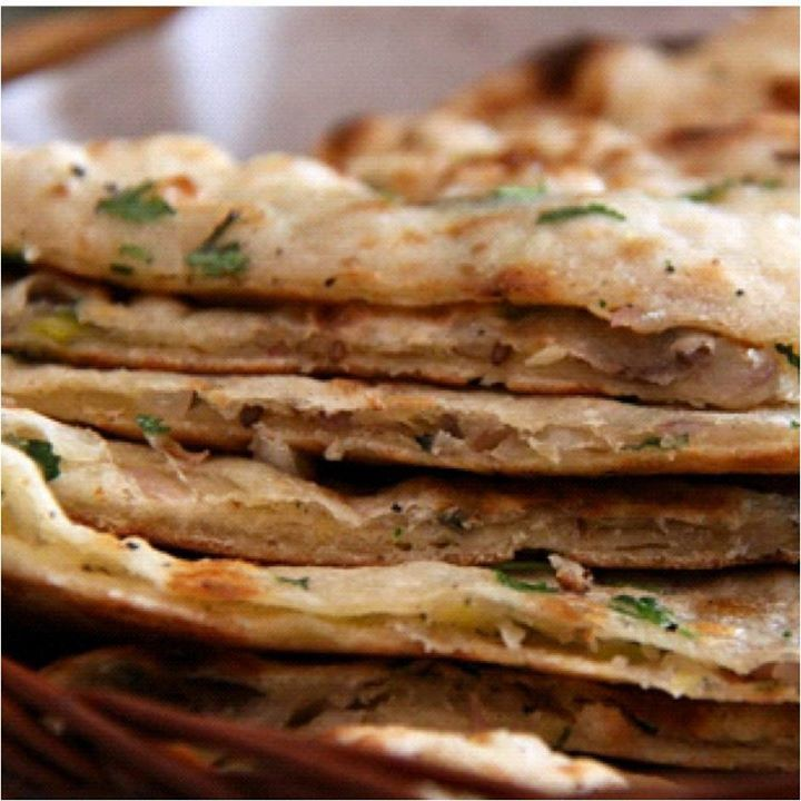 Nothing is better than Naan Bread!
