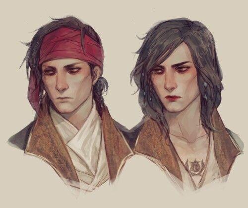 Assassins Creed 4: Black Flag. James Kidd/Mary Read