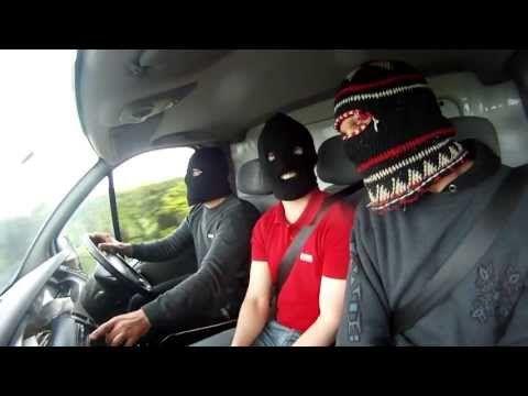 Ultimate stag do prank kidnap