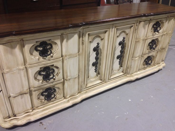 The 25+ best Refinished buffet ideas on Pinterest | Painted buffet ...
