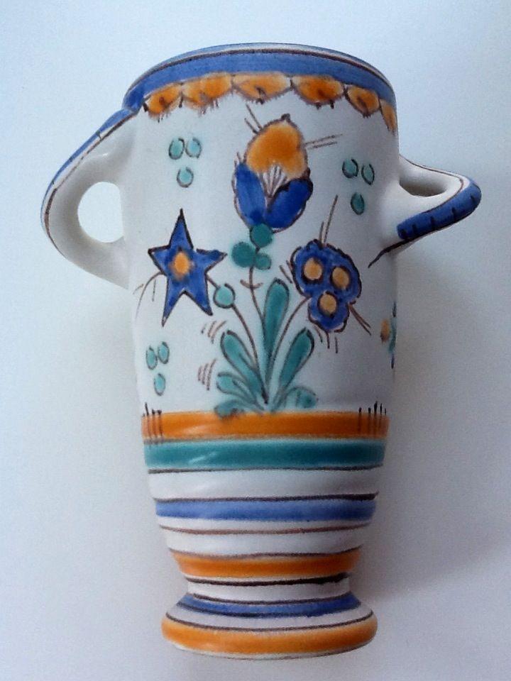 Habán style vase