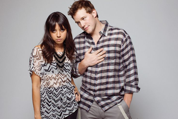 TBT: Aubrey Plaza and Chris Pratt are Parks and Rec's oddest couple
