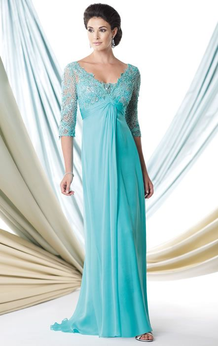 Mother of the Bride dress by Mon Cheri