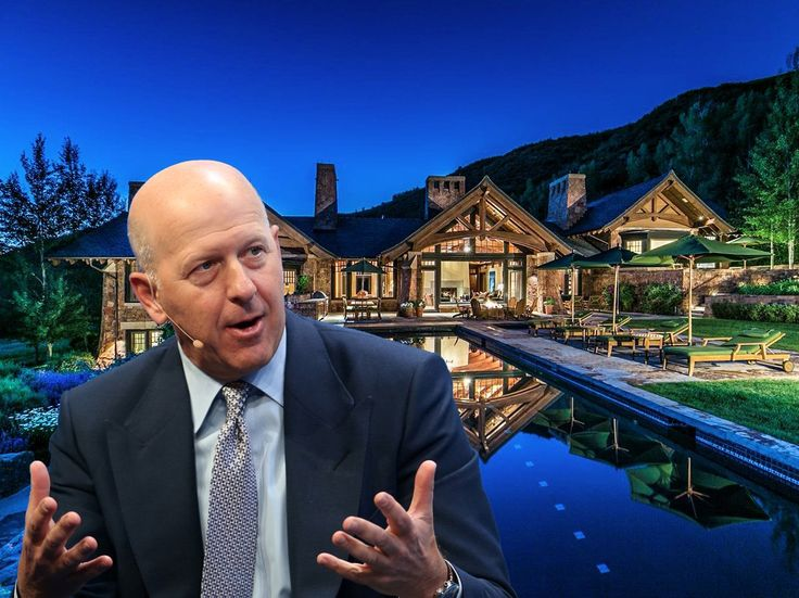 Goldman Sachs President David Solomon is selling his 'classy and comfortable' Aspen property for $36 million