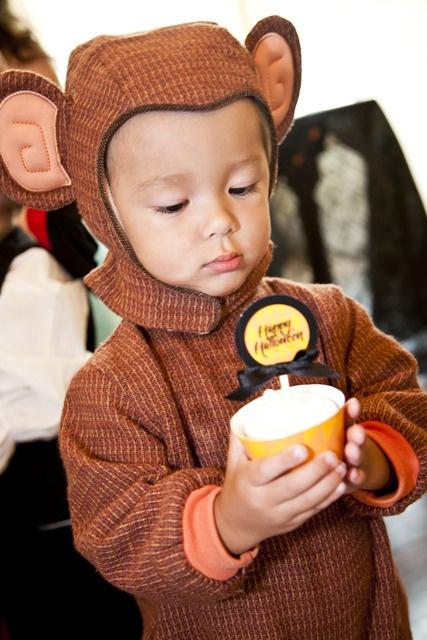 Cute monkey costume