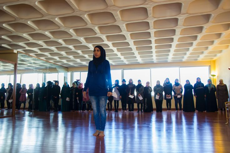Syrian refugee women in Lebanon take heart from Antigone – in pictures
