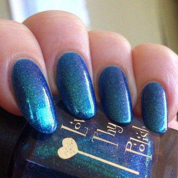 Love Thy Polish - Shifty Smurf