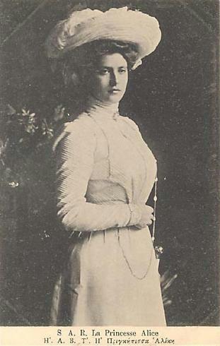 Battenbergin Prinsessa Alice