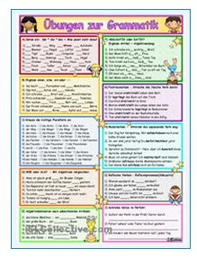 109 best images about German grammar on Pinterest | Word formation ...