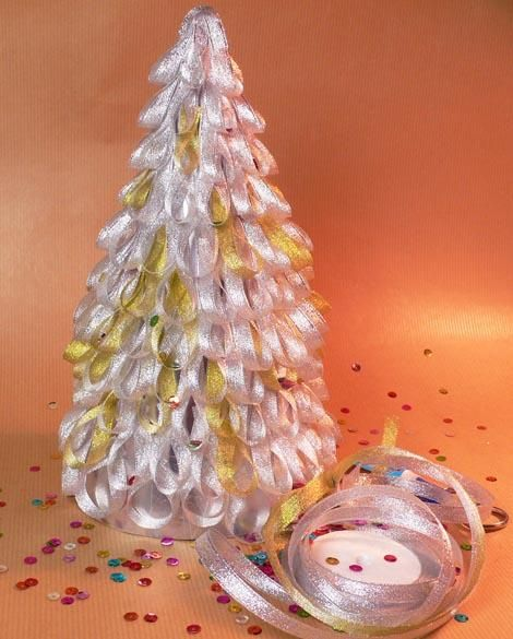 M s de 1000 ideas sobre cinta de rbol de navidad en - Cintas para arbol de navidad ...
