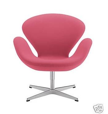 Elegant Pink Office Desk Chair