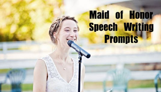 How to Nail Your Bridesmaid or Maid of Honor Speech
