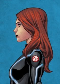 Marvel Black Widow metal poster - PosterPlate posters made out of metal