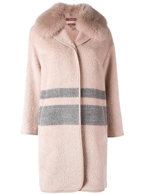 MAX MARA 'Venaco' Coat. #maxmara #cloth #coat