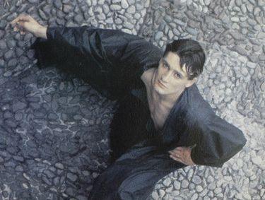 Joe Yellow.Pubblica il primo singolo nel 1979 con il nome di Delaunà e tra il 1980-82 con il nome di  Bob Salton e Sylvi Foster