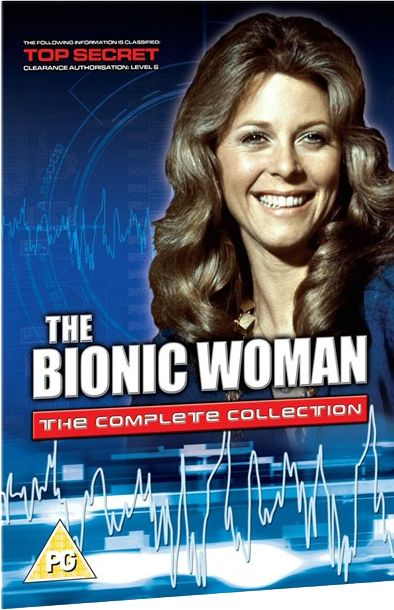 10+ images about The Bionic Woman on Pinterest | Bionic ...