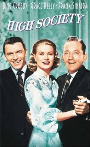 Grace Kelly, Bing Crosby & Frank Sinatra