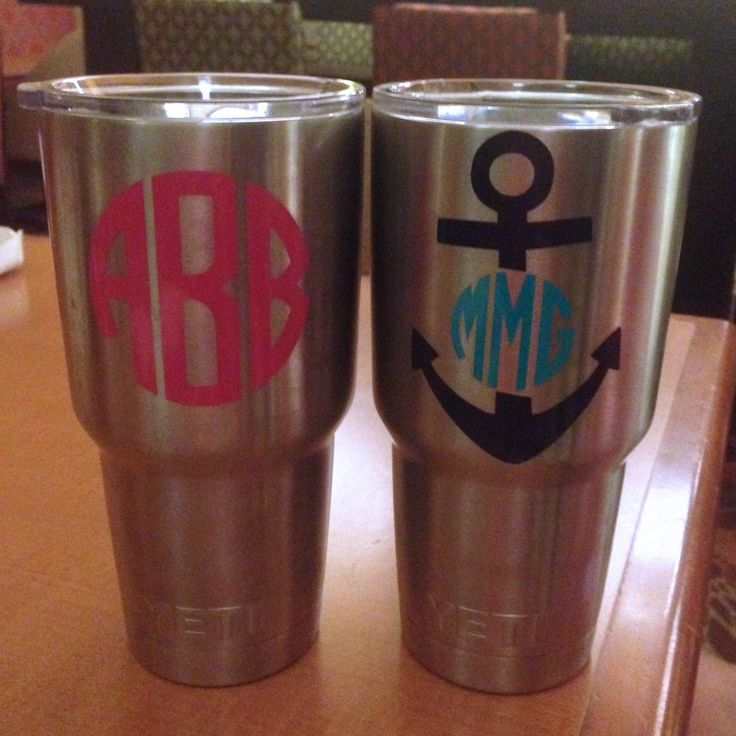 Best Yeti Cup Designs Images On Pinterest - Vinyl cup designs