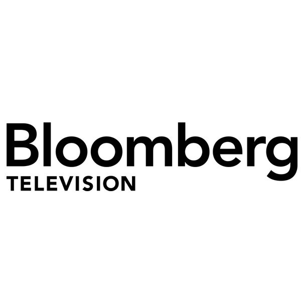 The font used for the Bloomberg Television is probably Avenir 85 Heavy.