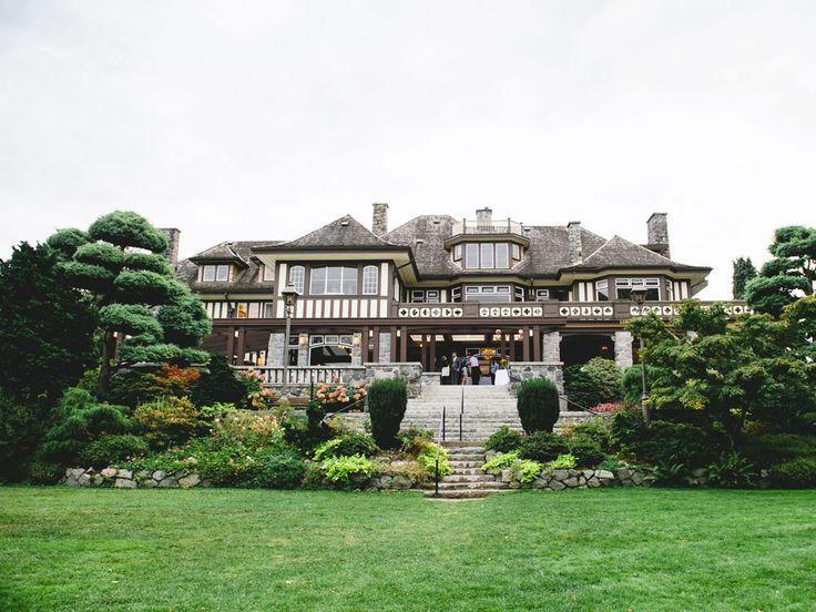 Cecil Green Park House in Vancouver