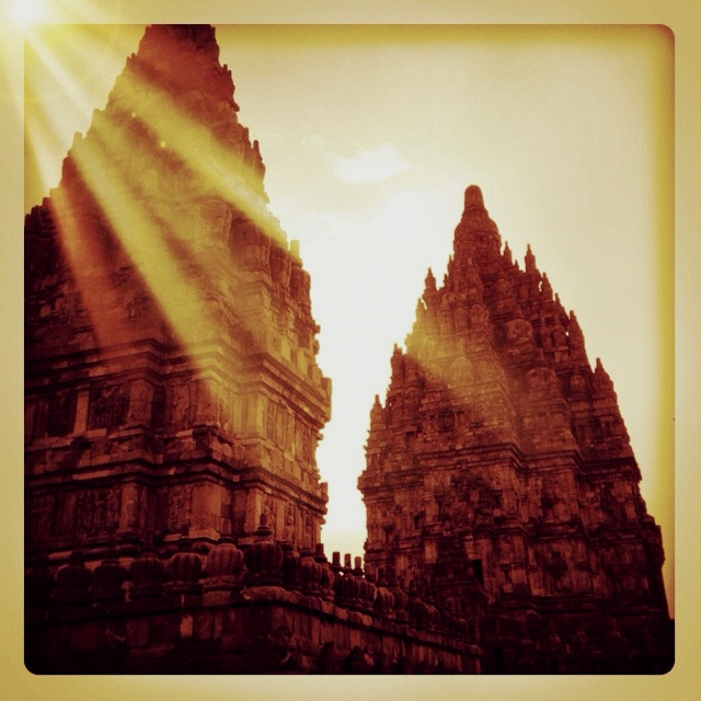 Prambanan Temple.. #MyIndonesia