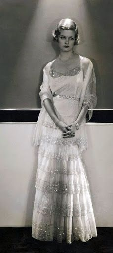 Vintage Chanel Dress, 1930. Beautiful then beautiful now I. Love. This!