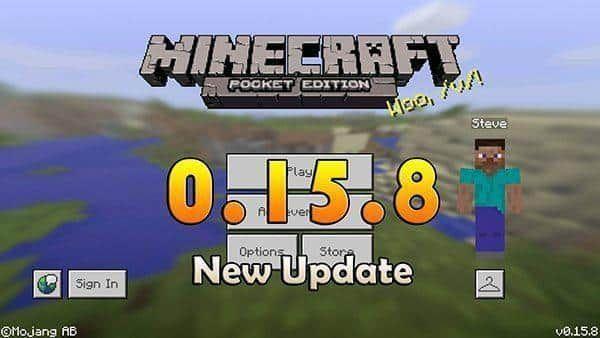 Minecraft Pocket Edition 0 15 8 Apk Minecraft Pe Free Download Mcpe Box In 2021 Minecraft Pocket Edition Pocket Edition Minecraft Pe