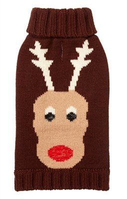 Brown Rudolph Reindeer Christmas Holiday Pet Sweaters For Dogs Size 14 Rudolph Reindeer Holiday Dog Sweater Turtleneck Keep your dog warm this fall and winter season with a comfy navy and red Let It Snow dog Read  more http://dogpoundspot.com/brown-rudolph-reindeer-christmas-holiday-pet-sweaters-for-dogs-size-14/  Visit http://dogpoundspot.com for more dog review products