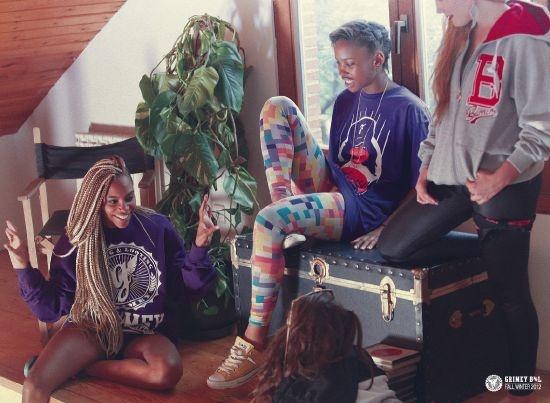 Grimey Girls