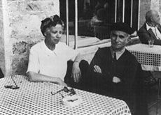 Les époux Einaudi
