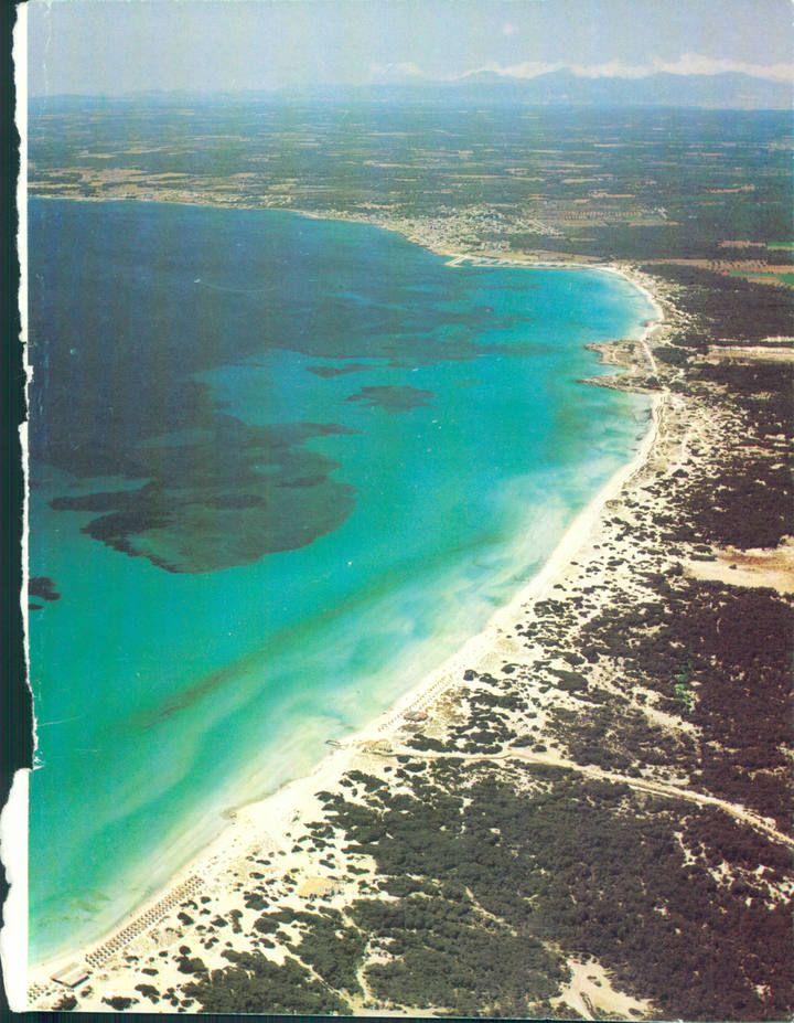 Es Trenc El último gran arenal sin urbanizar y bien conservado de Mallorca
