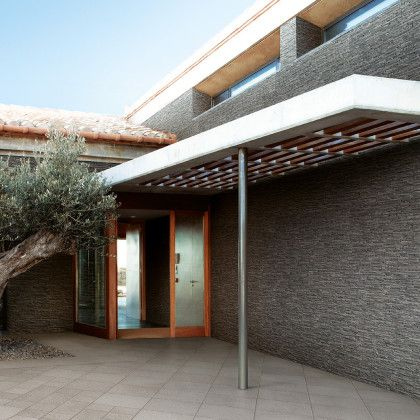 #sichenia #pavéwallhouse #wallhouse #outdoor