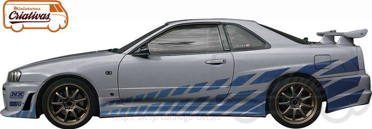 Brian's Nissan Skyline GT-R