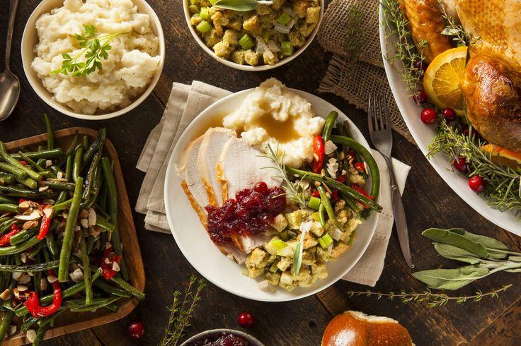 5 Mouth-Watering Restaurants Serving Thanksgiving Dinner #USbucketlist