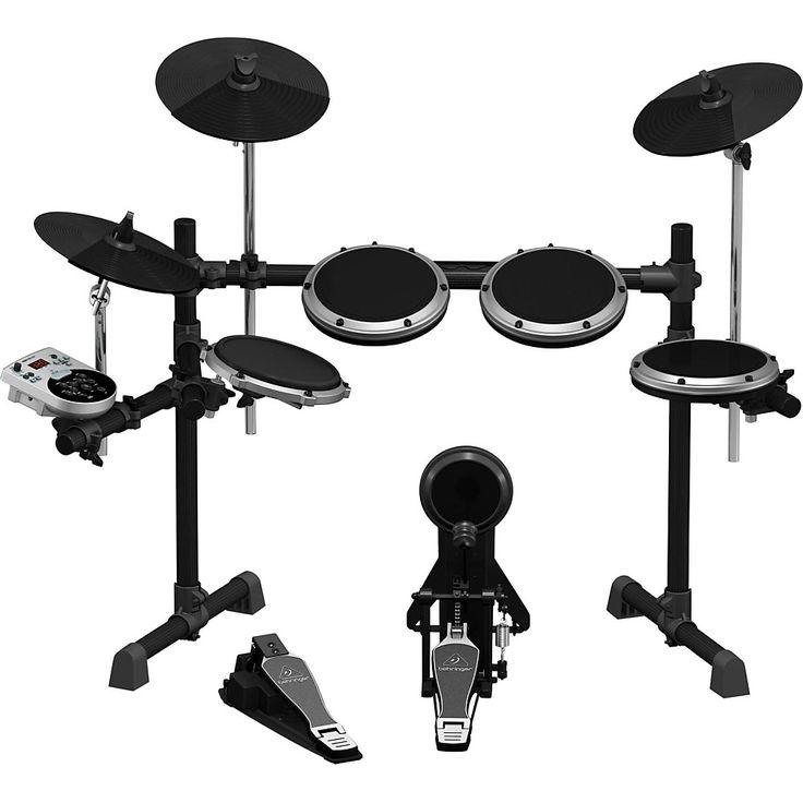 Behringer XD8USB 8-Piece Electronic Drum Set