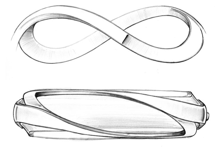 Savelli design: fluid in every contour, each sensuous curve is inspired by the Line of Grace, a timeless concept of beauty and femininity. http://www.savelli-geneve.com/en/savelli/design-craftsmanship/