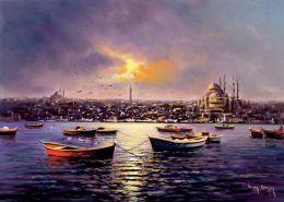 İstanbul Tabloları İST 099